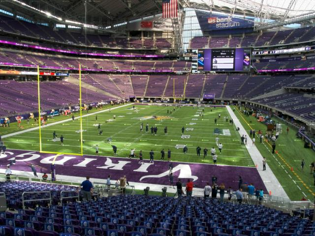 us-bank-stadium-section-140-view